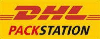 Logo: DHL Packstation